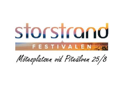 Vår första festival!